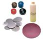Consumables for grinding/polishing
