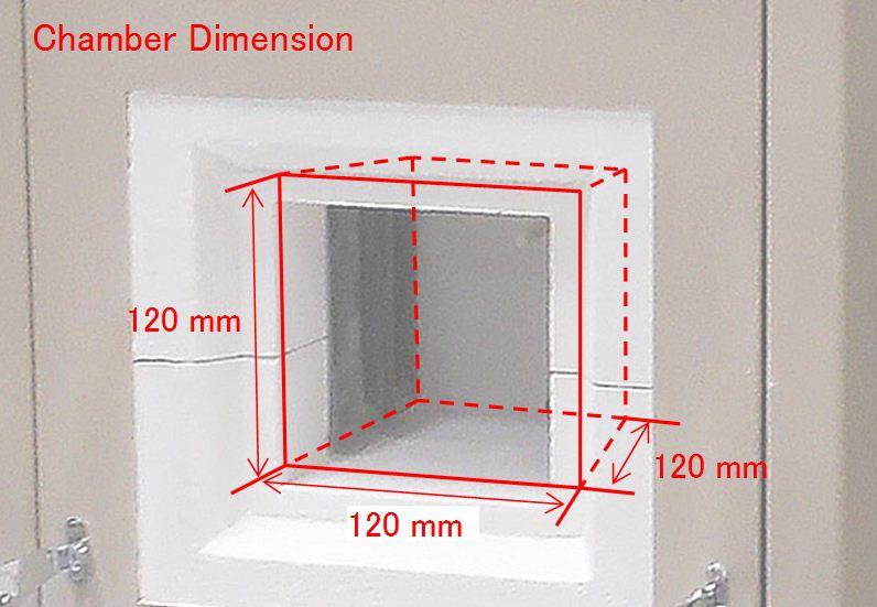 chamber dimension